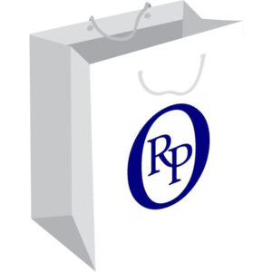 Richard Petrie shopping bag