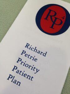 Spread eye exam cost with the RP4 plan
