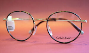 winter frame trends from Calvin Klein