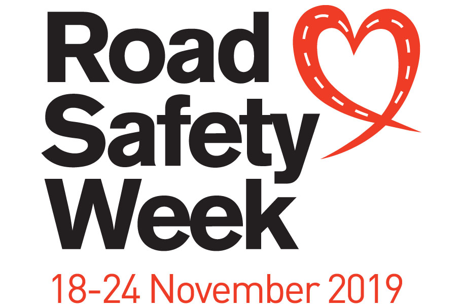 Road Safety Week at Richard Petrie Optometrists