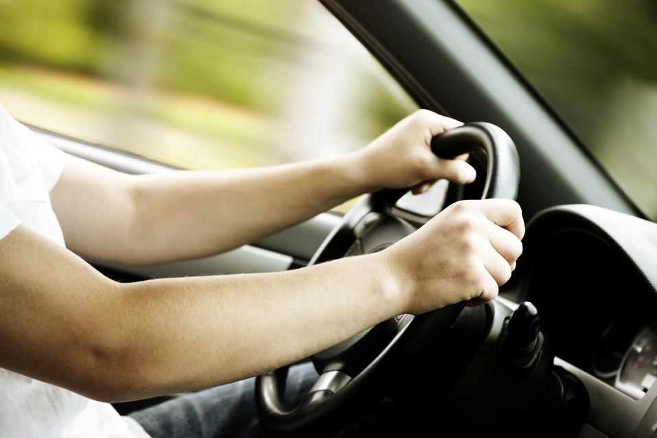 safe driving with good eyesight