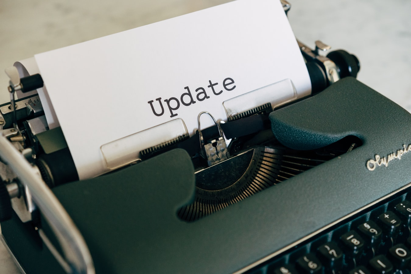 An Update on our Services Relating to Covid-19